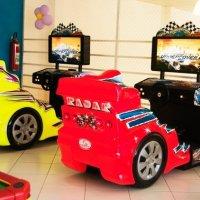 Simulador de Corrida - Brinquedos