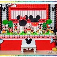 Decoração - Mickey Mouse